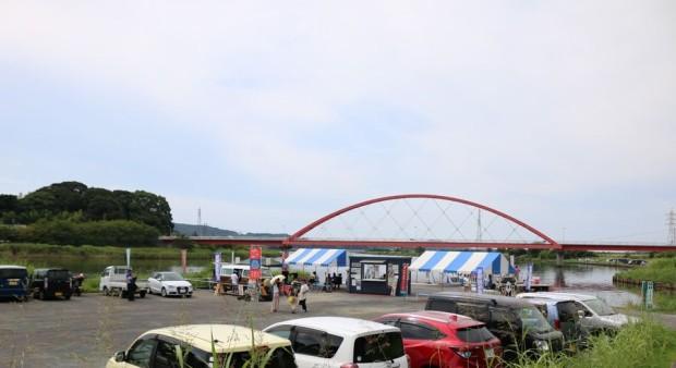 浜名湖フォークトピア「直虎桟橋deライブ」