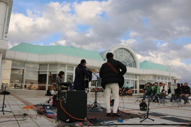 浜名湖フォークトピア浜名湖サービスエリア de ライブ